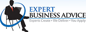 Expert Business Advice Logo | Small Business Advice